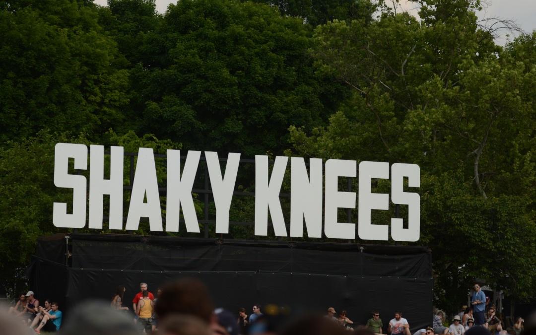 WVCW goes to Shaky Knees!