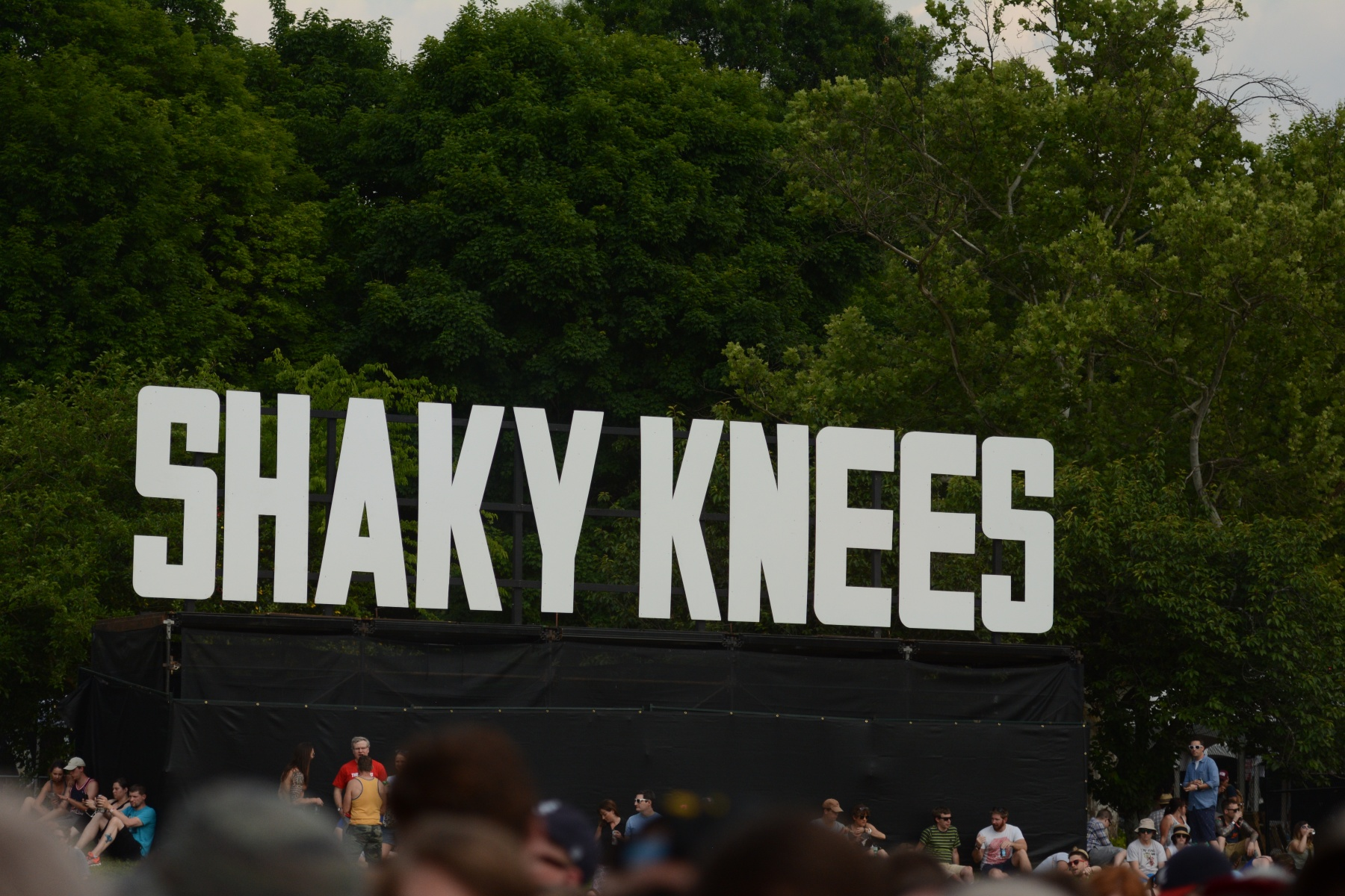 WVCW goes to Shaky Knees!