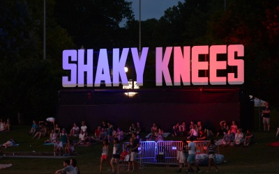 WVCW goes to Shaky Knees: Day Two Recap
