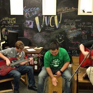 goose club wvcw chalkboard sessions