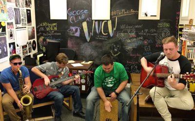 Goose Club: WVCW Chalkboard Sessions