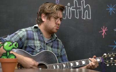 Bobby Long: WVCW Chalkboard Sessions