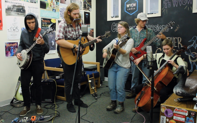 Muther Goose: WVCW Chalkboard Sessions