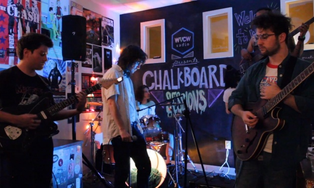 Blunt: WVCW Chalkboard Sessions