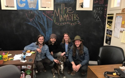 The Mammoths: WVCW's Chalkboard Sessions