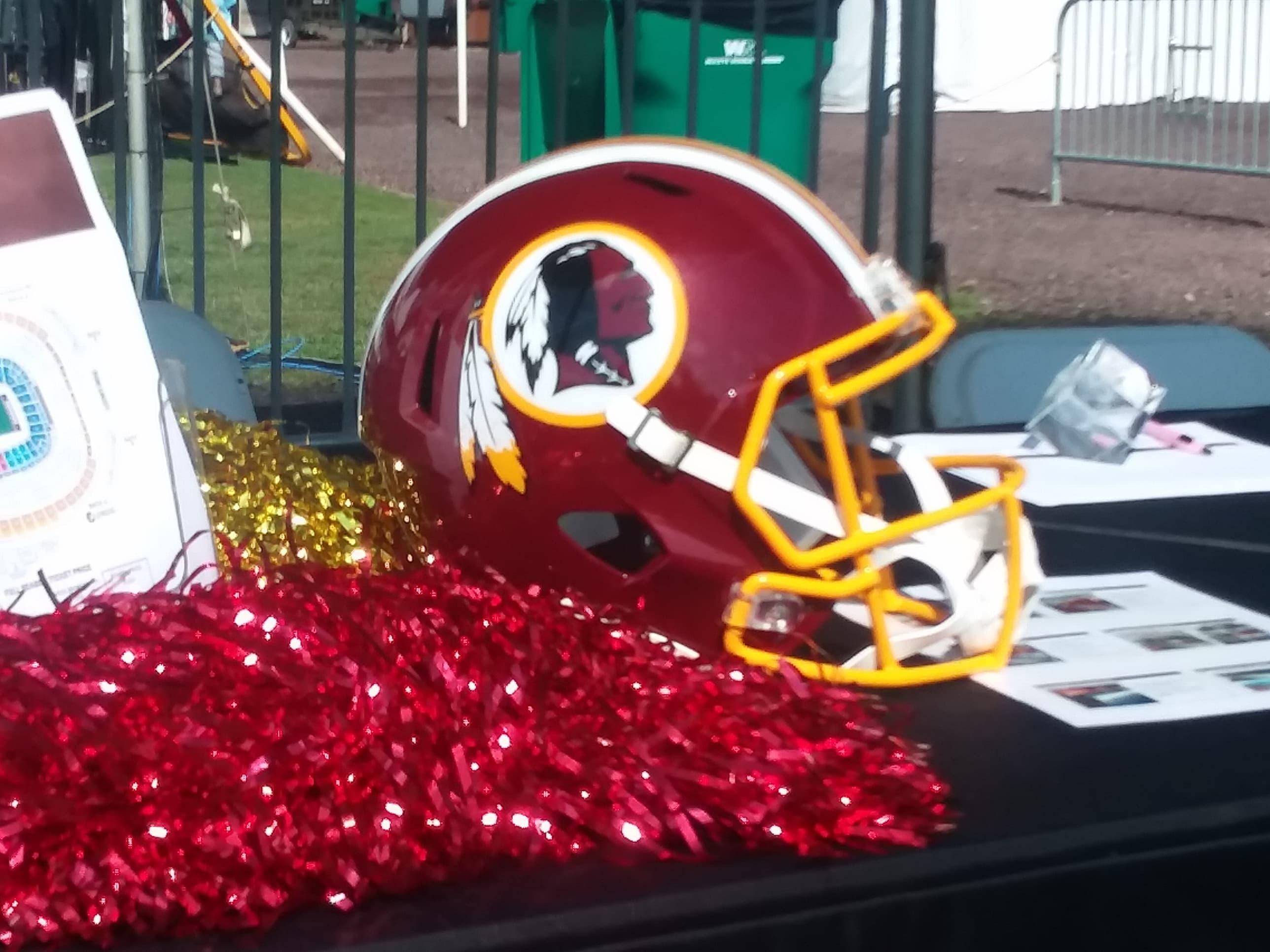 Washington Redskins Training Camp: Day 1