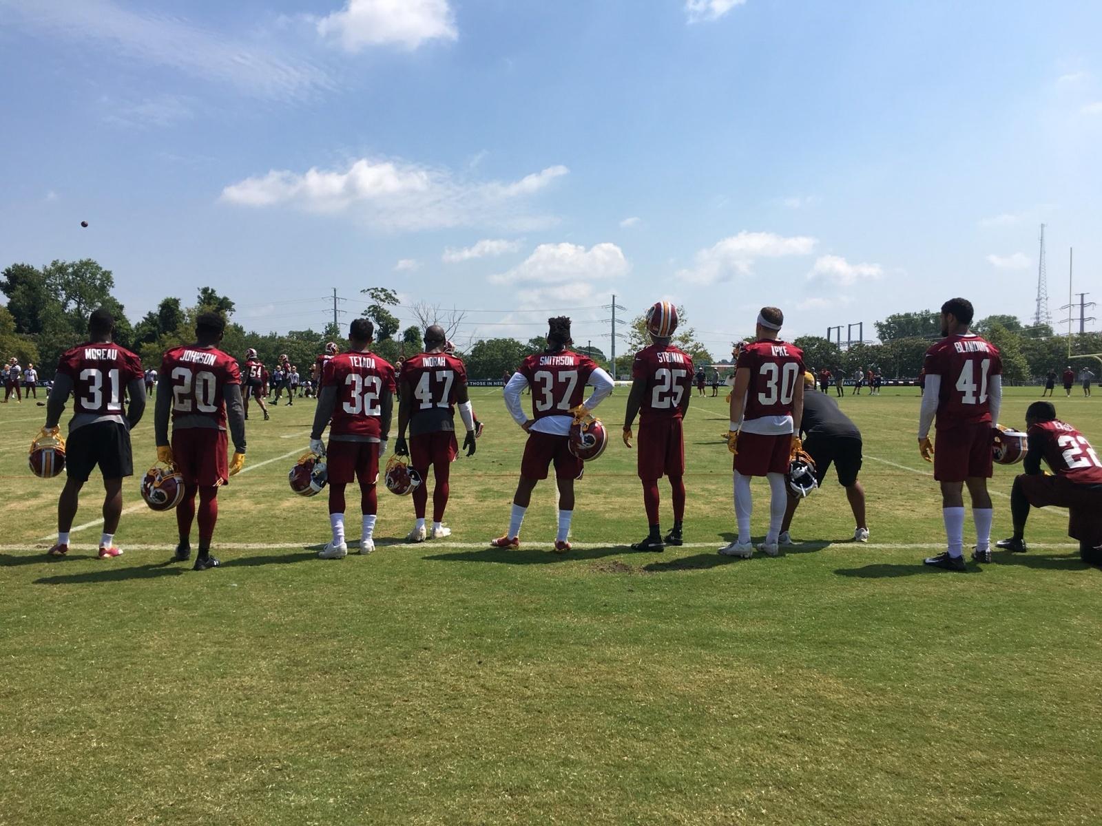 Washington Redskins Training Camp: Days 2 & 3