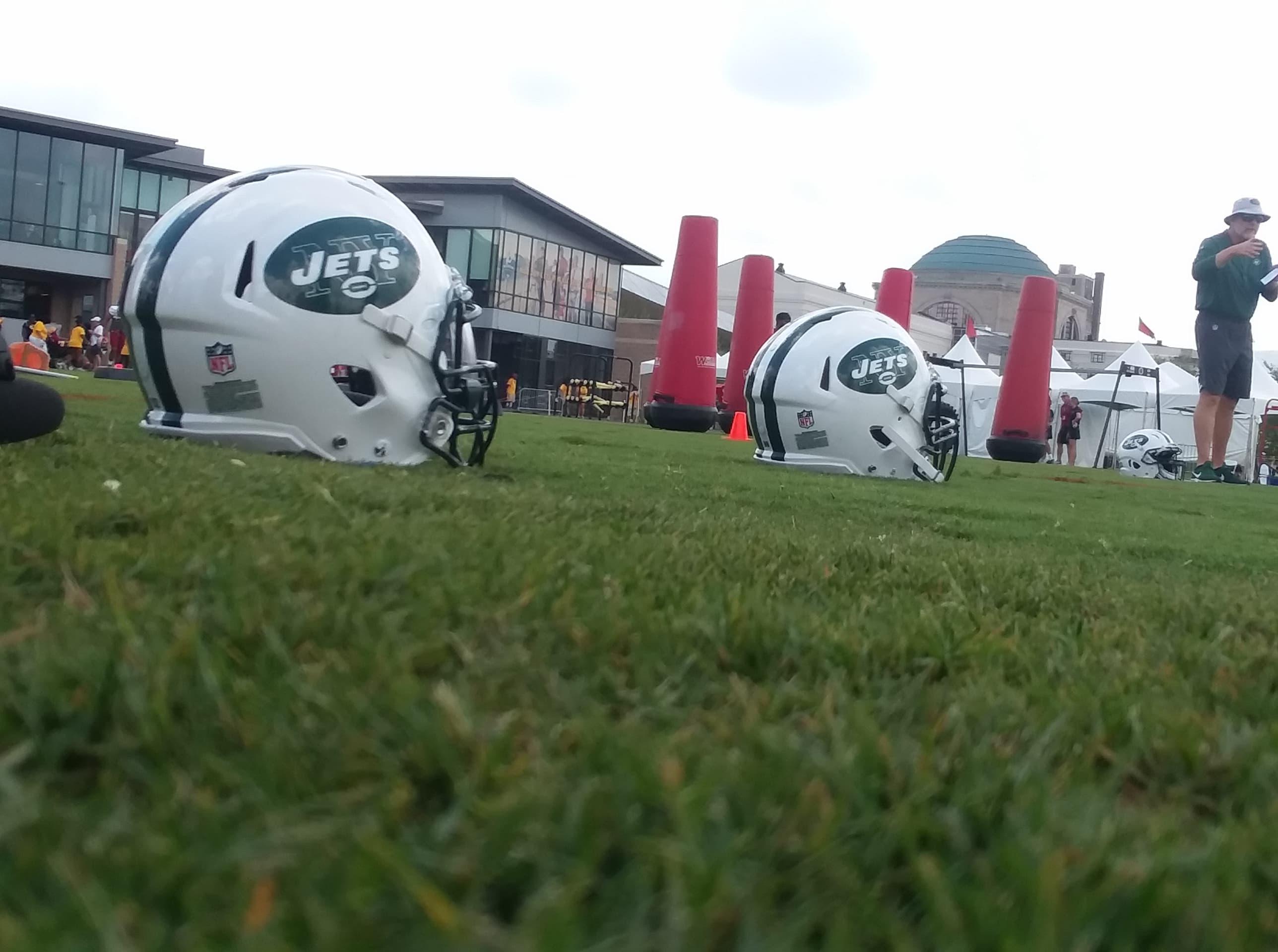 Washington Redskins Training Camp: Kids Day and the J-E-T-S, Jets, Jets, Jets!