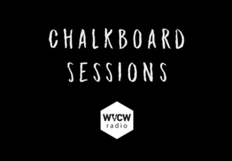 WVCW Chalkboard Sessions: Charles Walker Band