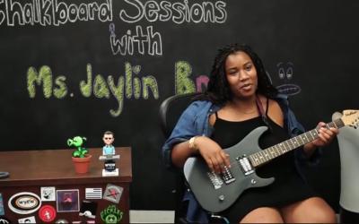 Ms. Jaylin Brown: WVCW Chalkboard Sessions