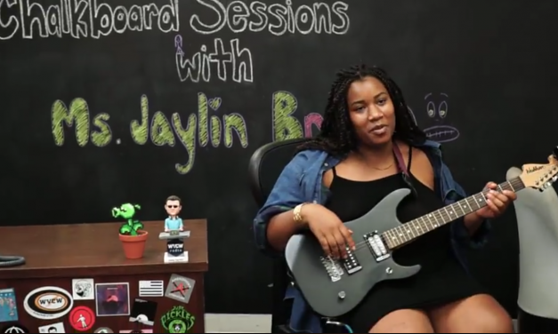 WVCW Chalkboard Sessions: Ms. Jaylin Brown