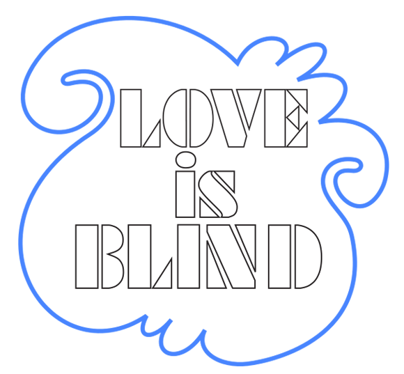 Love is Blind graphic