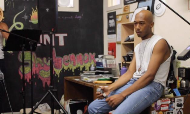 Shy Lennox: WVCW Chalkboard Sessions