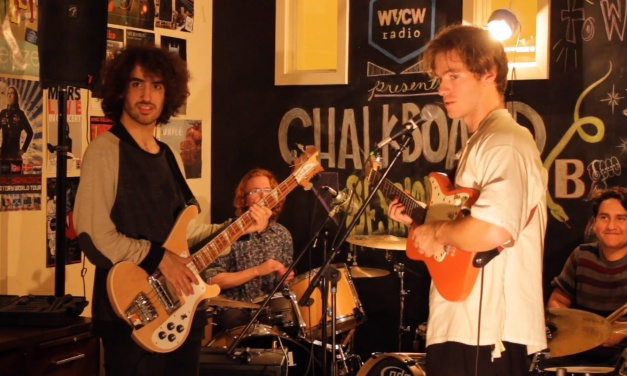 Poison Joy: WVCW Chalkboard Sessions
