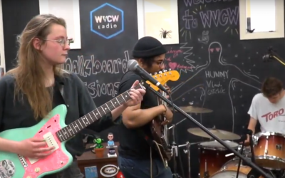 Liza and the Heart-Takers: WVCW Chalkboard Sessions