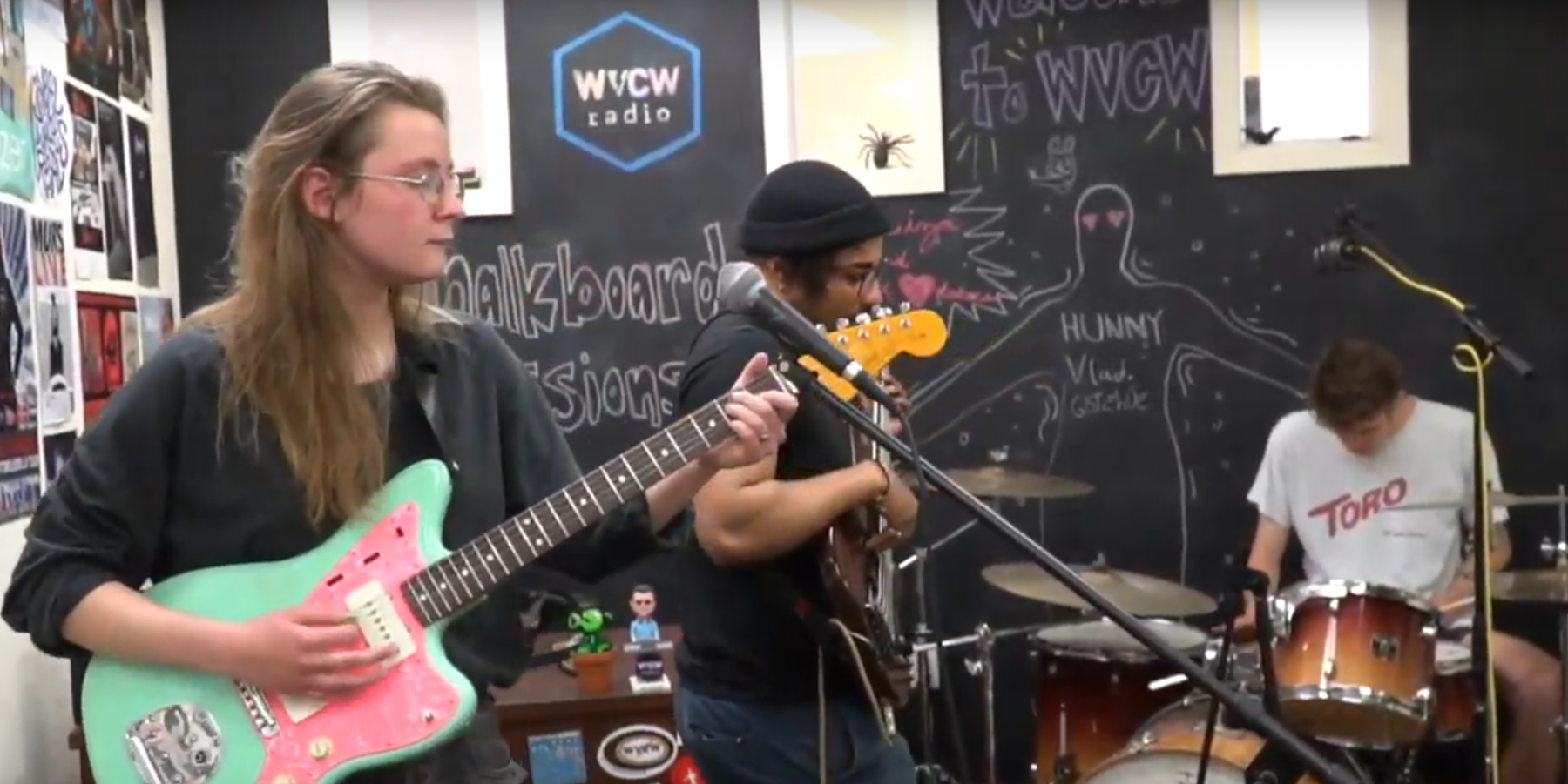 WVCW Chalkboard Sessions: Liza and the Heart-Takers