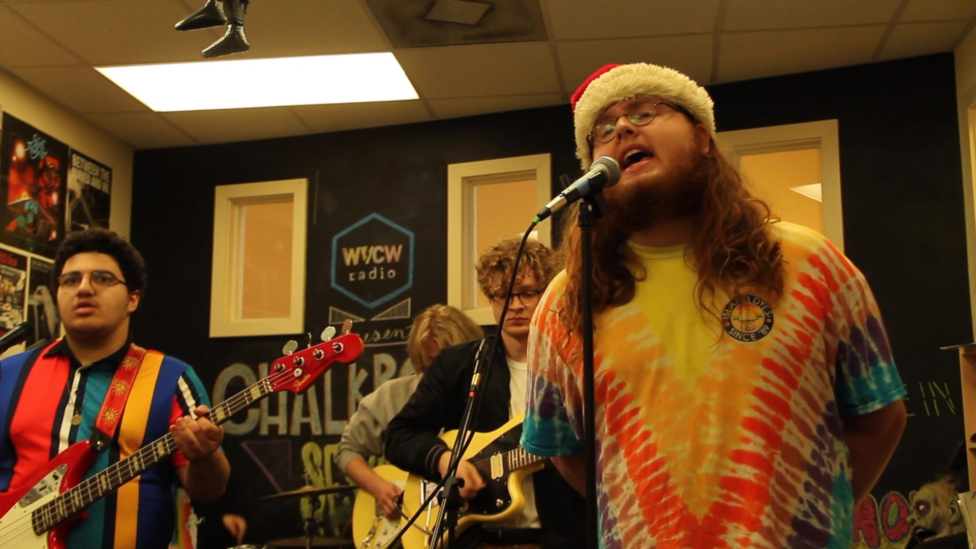 WVCW Chalkboard Sessions: Line In