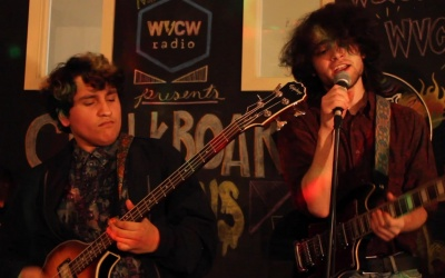WVCW Chalkboard Sessions: Plastic Nancy (1/25/2020)