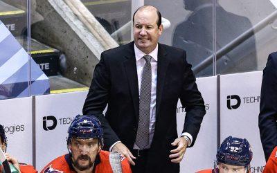 BREAKING: Capitals Part Ways With Head Coach Todd Reirden