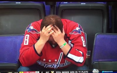 If You're Reading then the Caps' Season is Officially Over