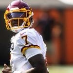 Dwayne Haskins Throws 3 Interceptions in a Bad Loss to the Browns