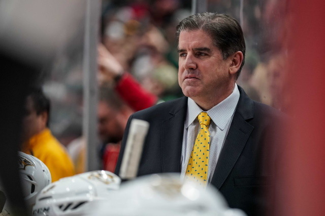 The Washington Capitals Hire Peter Laviolette as Head Coach