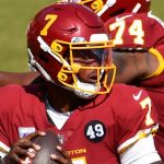 The Morning After: Haskins Shows Improvement in 31-17 Loss to Ravens