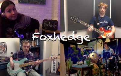 Foxhedge: Chalkboard Sessions
