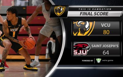 Rams Take Care Of Hawks In A-10 Opener