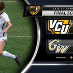 Women's Soccer Falls to George Washington University at Home