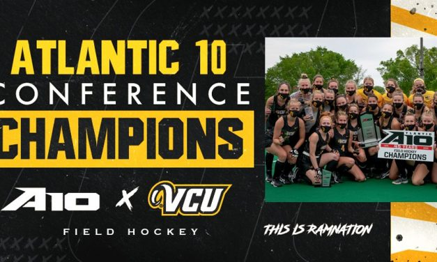 VCU FIELD HOCKEY EARNS FIRST ATLANTIC-10 CHAMPIONSHIP AFTER UNDEFEATED SEASON